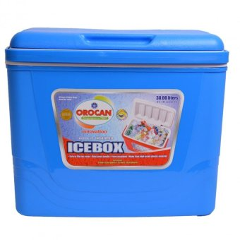 Orocan 9230 Ice Cooler 30 Liters Box (Blue)