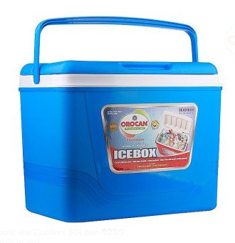Orocan Koolit Ice Coolers Ice Box 30 Liters (Blue) Price Philippines