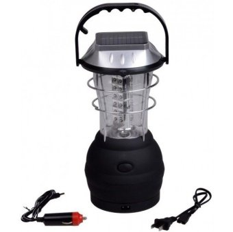 Outdoor Solar 36LEDS Hand Crank Dynamo Camping Lantern Light Lamp Price Philippines