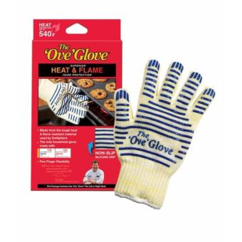Ove Oven Gloves Heat Proof Non-slip Silicone Grip Durable Surface Hand Kitchen Glove