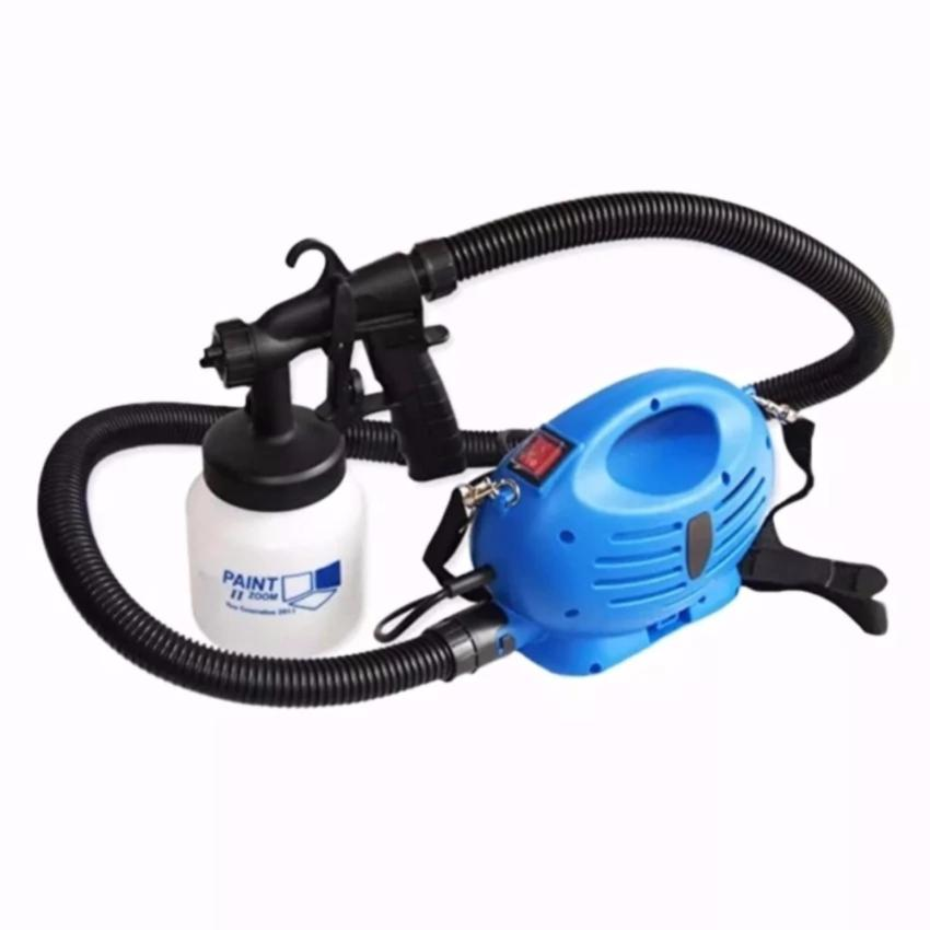 Paint Zoom Professional Electric Paint Sprayer Paint Gun with 3 WaySpray