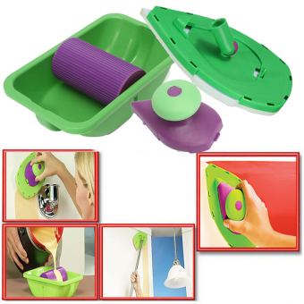 Painting Roller Tray Sponge Set Kit Household Decorative Brush Point Paint Tools Price Philippines