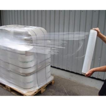 Pallet Stretch Film Stretch Wrap Cling Wrap 500mm x 500meters x20microns 3inches core - 4