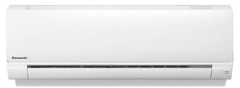 Panasonic CS/U-PC18QKQ 2.0HP Standard Wall Mount Split Type AirConditioner (White)
