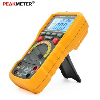 PEAKMETER MS8229 Multifunction Digital Multimeter DC AC Voltage Current Tester - intl