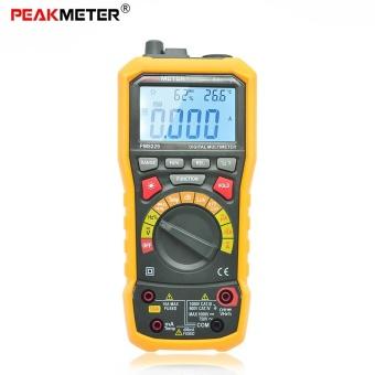 PEAKMETER MS8229 Multifunction Digital Multimeter DC AC VoltageCurrent Tester - intl - 2