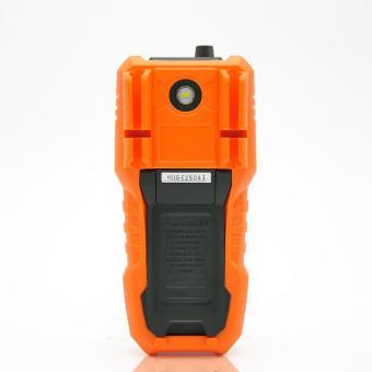 PEAKMETER PM18C True RMS Digital Multimeter Measuring AC/DC VoltageCurrent Resistance Capacitance Frequency Temperature hFE NCV LiveLine Tester - intl - 4