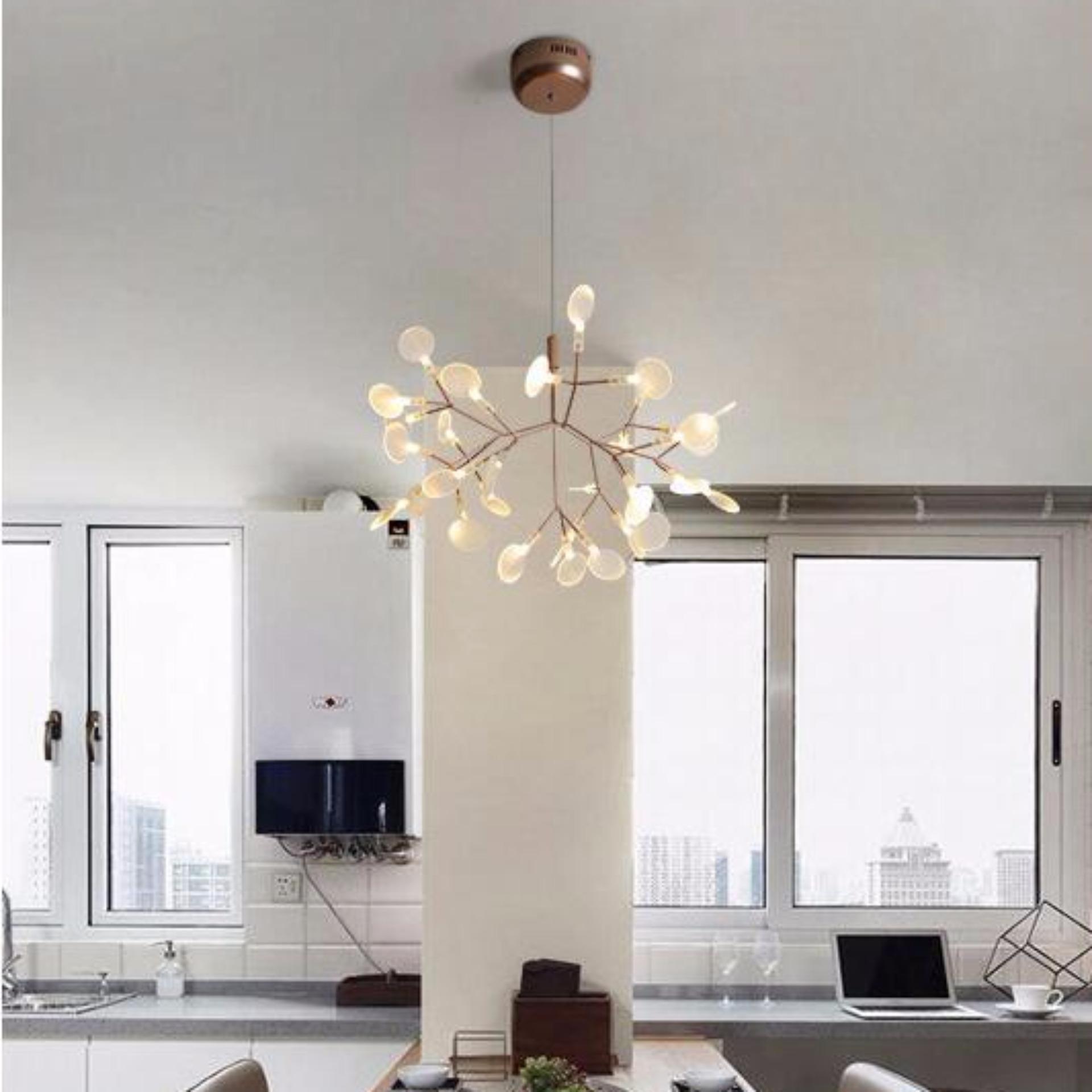 Pendant light lamp firefly chandelier led g4 15w warm light intl pendant light lamp firefly chandelier led g4 15w warm light intl lazada ph mozeypictures Gallery