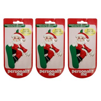 Personalized Christmas Decor Ornament (Set of 3) - picture 2