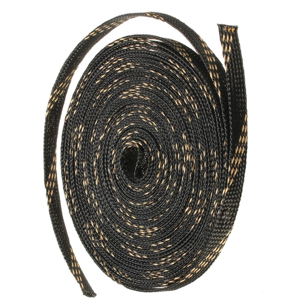 Philippines Pet Expandable Wire Braided Cables Sleeving Sheathing Harness Lot Length10m Diameter 8mm Intl
