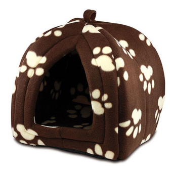 Pet Hut Set of 2 (Brown) - picture 2