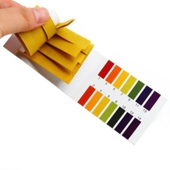 PH 1-14 Test Paper Litmus Strips Testers Set of 5