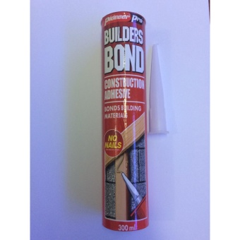 Pioneer Pro Builders Bond Construction Adhesive (No Nails)