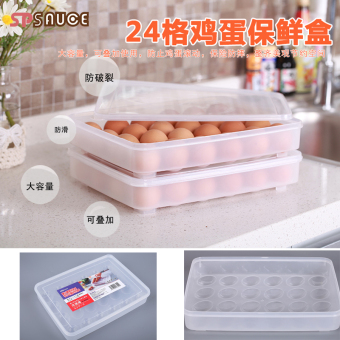 Plastic storage equipment egg tray egg box