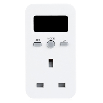 Plug-in Energy Monitor Power Consumption Meter Electricity Usage Monitoring Socket