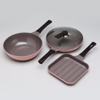 PN (NEW) Ceramic Pan Set