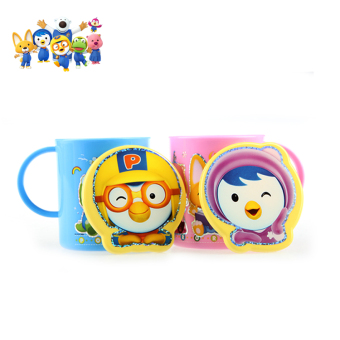 Pororo 280ml children's plastic with the cups plastic cups