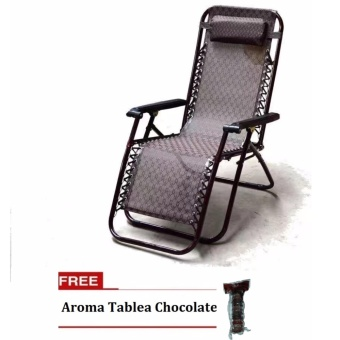 Portable folding outdoor chair