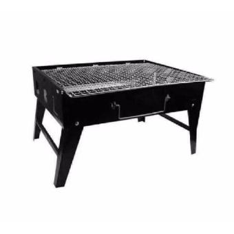 Portable Stainless Steel Barbecue BBQ Grill Pit