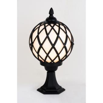 POST LAMP (BLACK) W:220MM H:320MM D:190MM Price Philippines