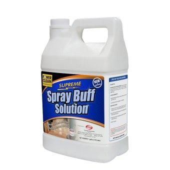 Powerclean Spray Buff Solution (Supreme) 1 Gallon