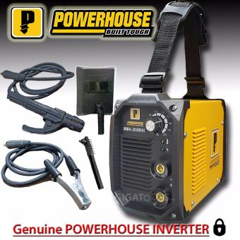Powerhouse 200A Portable Inverter Welding Machine (100% Copper) Price Philippines