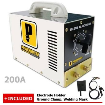 Powerhouse BX6-200A Stainless Body Welding Machine Price Philippines