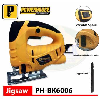 Powerhouse PH-BK6006 Variable Speed Jigsaw Price Philippines