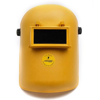 PowerHouse Welding Mask Heavy Duty Open Type (Yellow)
