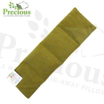Precious Herbal Pillow Large Herbal Pad Microwave Hot and ColdCompress Pain Reliever (Green) Price Philippines