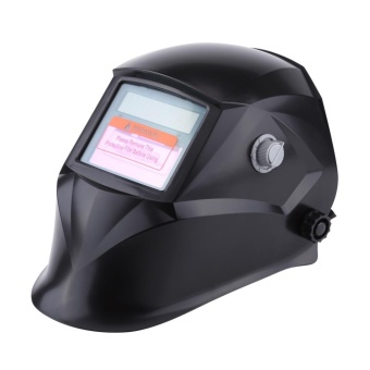 Pro Solar Auto Darkening Welding Helmet Arc Tig Mig Weld Mask Grinding Face Eye Protection - intl