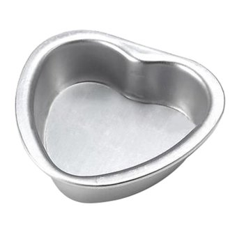 Professional 6in Heart Shaped Cake Mold Pan