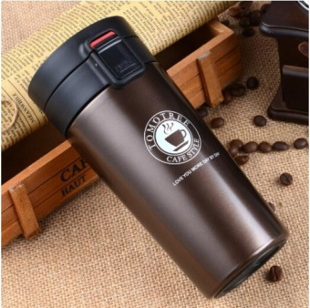 Professional grade 304 stainless steel thermo cup travel coffee mugthermos vacuum Thermal Mug flask cups and mugs tumbler - intl