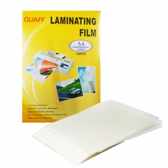 Quaff Laminating Film 216mm x 303mm (A4) 250 Micron Set of 2