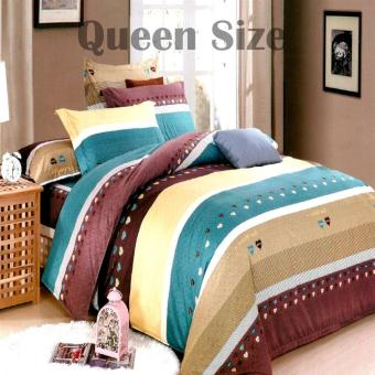 Queen Classic Linen Collection Bedsheet Set of 3(AOIE-054)Queen Price Philippines