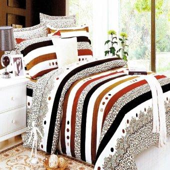 Queen's Classic Linen Collection Bedsheet set of 3(AOIE-042)