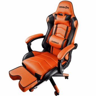RAIDMAX DRAKON 709 GAMING CHAIR (w/ Adjustable and Removable Foot Rest)