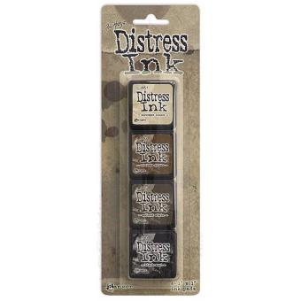 Ranger Distress Ink - Mini Distress Pad Kit #3