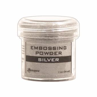 Ranger Embossing Powder - Silver