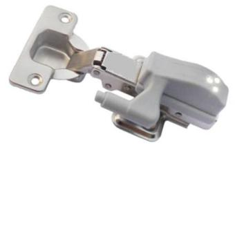 RATIONELL Concealed Hinge Full Overlay & LED Clip On (Bundle of2pairs) Price Philippines