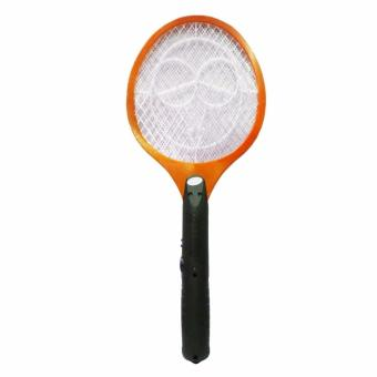 Rechargeable Mosquito/Insect Swatter Killer (Orange)