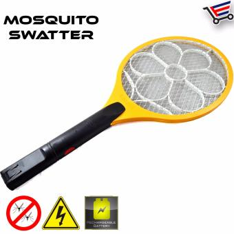 Rechargeable Mosquito/insect Swatter Killer Racquet Big