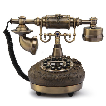 Retro Vintage Antique Style Desk Telephone Decor