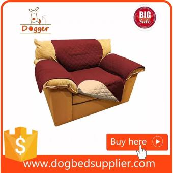 Reversible Single Couch Coat Recliner Cover