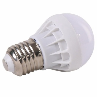 RGB LED Light Bulb - Color Changing with Remote Control,3W-E27-B50 - intl - 5