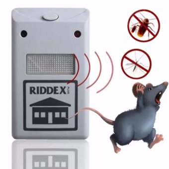 Riddex Plus Electronic Pest & Rodent Repeller New (us plug) Price Philippines