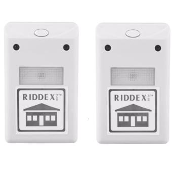 Riddex Plus Electronic Pest & Rodent Repeller New (us plug)Setof 2 Price Philippines
