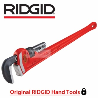 "RIDGID Tools 36"" Heavy-Duty Straight Pipe Wrench (31035)"