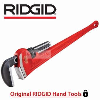 "RIDGID Tools 48"" Heavy-Duty Straight Pipe Wrench (31040)"