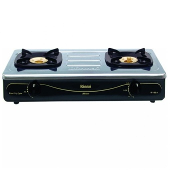 Rinnai Ri-602A (Detachable Stainless Top Plate Gas Stove)